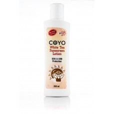 COYO WHITE TEA SUNSCREEN LOTION 220ml