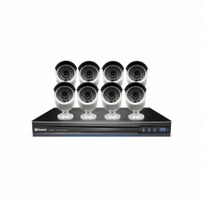 Swann 16 Channel Security System with  HD Cameras