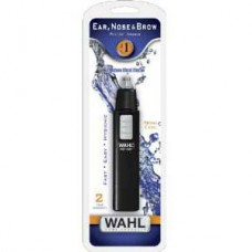 Wahl Wet/Dry Battery Operated Ear & Nose Hair Trimmer