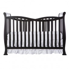 Lit pour bébé Dream On Me Ashton 5 in 1 Convertible Crib, Espresso from USA