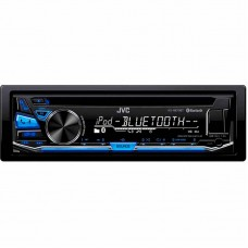 JVC Single-DIN iPod® & Android™ USB/CD Receiver with Bluetooth from USA