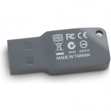 Toshiba 32GB TransMemory 2.0 Mini USB - Gray