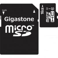 Memory card  Gigastone 16GB Micro SDHC Class 10 UHS