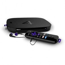 Roku 4 Streaming Player with 4K Ultra HD Streaming