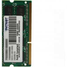 Patriot DDR3 8GB PC1333 SO-DIMM Memory
