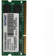 Patriot DDR3 8GB PC1333 SO-DIMM Memory