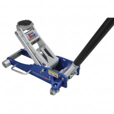 Three Ton Aluminum Racing Floor Jack with RapidPump