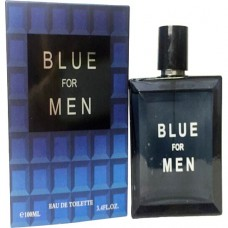 Blue for man
