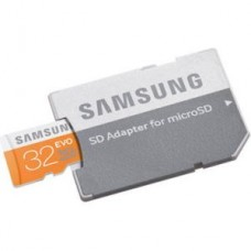 Samsung EVO microSDHC Class 10 UHS-1 Up to 48MB/s Transfer Speed - 32GB