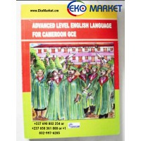 Advanced Level English Language for cameroon GCE lower and upper six