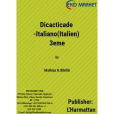 Didacticadel-italiano  Italien 3eme