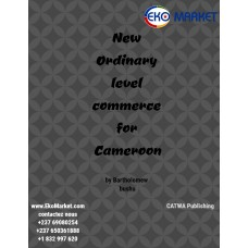 New Ordinary Level Commerce For Cameroon form 3