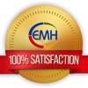 100% Satisfaction Gurantee Badge