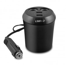 DP Audio Video Universal USB Car Charger
