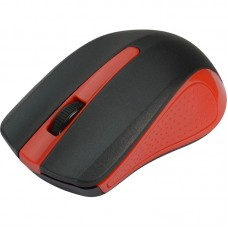 SIIG 2.4GHz Wireless Optical Mouse - Red