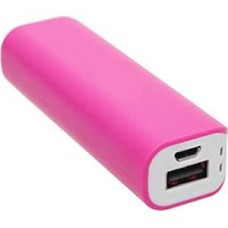 Life charge Juicy pack 2600mAh Rechargeable Powerbank
