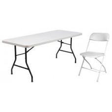 Location des Tables et Chaises