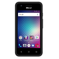 BLU Dash L3 with 3-2MP Main Camera -Black