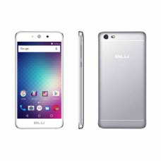 BLU GRAND M WITH 5 DISPLAY SMARTPHONE SILVER