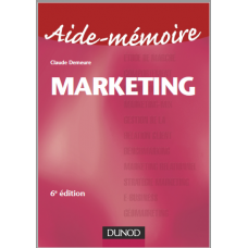 Marketing 6eme Edition DUNOD