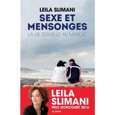 Leila Slimani: Sexe et mensonges, la vie sexuelle au Maroc