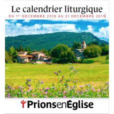 Le calendrier liturgique