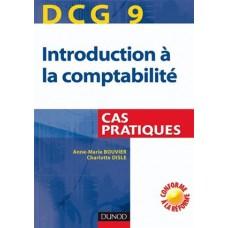 DCG 9 Introduction a la comptabilite  cas pratiques