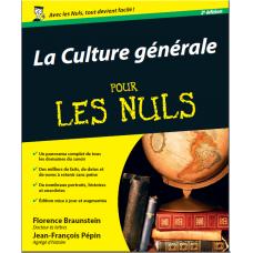 La Culture Generale Pour Les Nuls