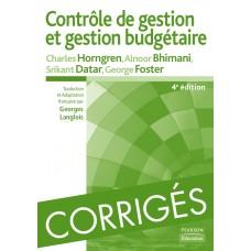 Controle de gestion et gestion budgetaire - 4e Edition