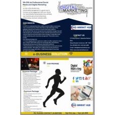 English Digital Marketing Proposal Eko Market Hub