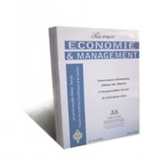 Revue Economie et Management publication De La Faculte des Sciences Economiques Commerciales et des Sciences de Gestion