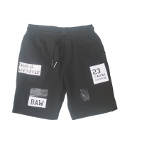 Men s Classic Cotton Pocket Short