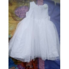 Petite Robe Princess Pour Enfant de 4 Ans