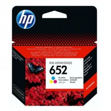 HP 652 Ink Cartridges Color