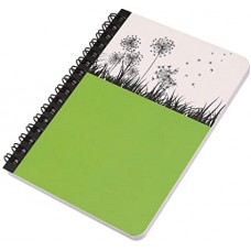 HARD COVER 400p NOTEBOOK