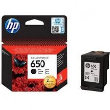 HP 650 Black Original