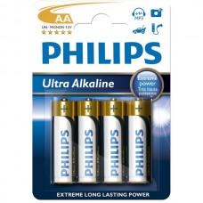 PHILIPS LR6  AA Ultra Alkaline B4