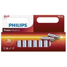 Philips Philips LR6P12W  10 12 piles alcalines AA