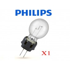 1 Bulb Philips hipervision LCP HPSL 2A Bulb 13.5V 24W + 30 percent light car Maxima quality