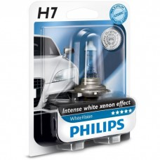 Ampoule philips h7 white vision 12V 55W