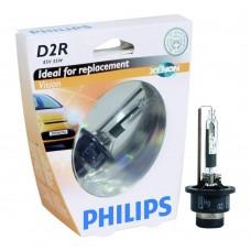 Philips 0730241 Xenon Vision Bulb 85126VIC1 D2R