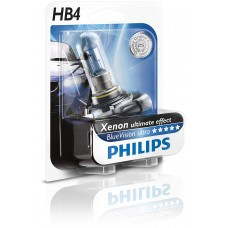 Philips 12360B1 Headlight Bulb Vision H8 Blister