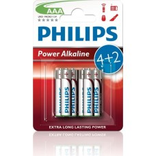 Baterie Philips LR03 AAA Power Alkaline