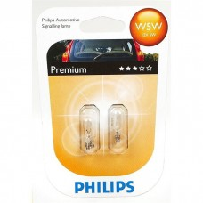 Philips Vision W5W 12V bulbs