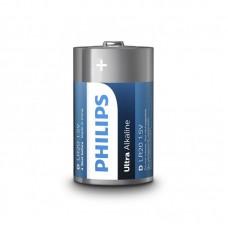 Piles Ultra Alkaline D 2pcs  Blister LR20