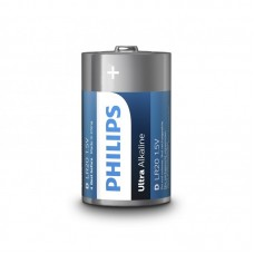 Piles Ultra Alcaline D 2pcs  Blister LR20