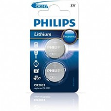 CR2032 Philips lithium Minicells Battery