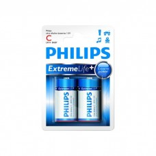 PHILIPS Batteries LR14  C Ultra Alkaline  1.5 V