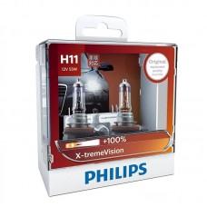 PHILIPS Vision bulb 1 H11 12V 55W