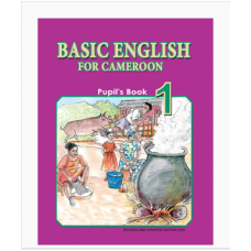 Basic English For Cameroon Class 1